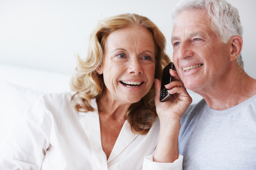 free cell phone for seniors and disabled