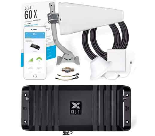 Cel-Fi GO X Cell Signal Booster