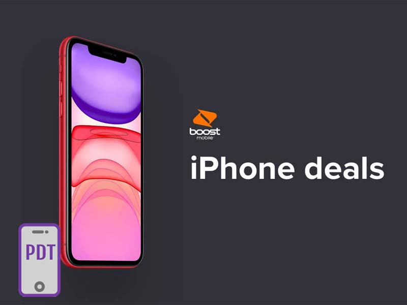 boost mobile iphone deals